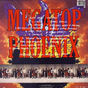 BIG AUDIO DYNAMITE – Megatop Phoenix