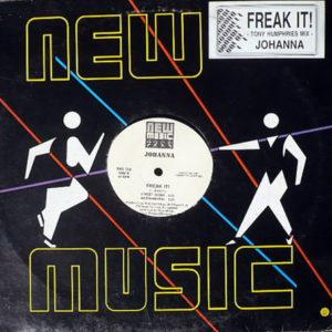 JOHANNA – Freak It!