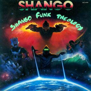 SHANGO – Shango Funk Theology