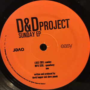 D & D PROJECT - Sunday EP
