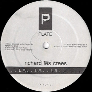 RICHARD LES CREES - La La La