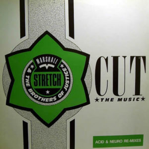 MARSHALL STRETCH & THE BROTHERS OF JUSTICE - Cut The Music