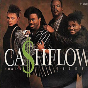 CA$HFLOW - That's The Ticket