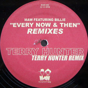 MAW feat BILLIE – Every Now & Then Remixes