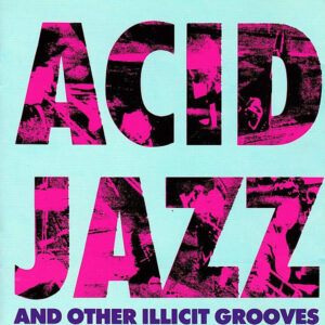 VARIOUS - Acid Jazz And Other Illicit Grooves