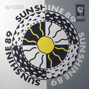 FAX YOURSELF - Sunshine 89