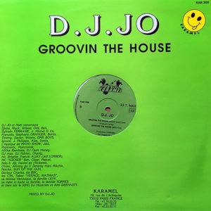 DJ JO – Groovin The House