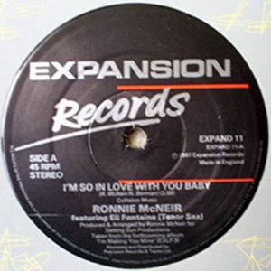 RONNIE McNEIR - I'm So In Love With You Baby