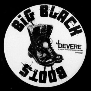 J DEVERE MARLEY- Big Black Boots