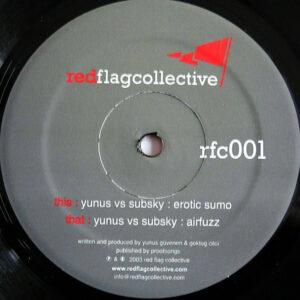 YUNUS & SUBSKY - Erotic Sumo/Air Frizz