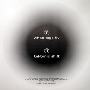 AGENT 001 – When Pigs Fly/Tektonic Shift