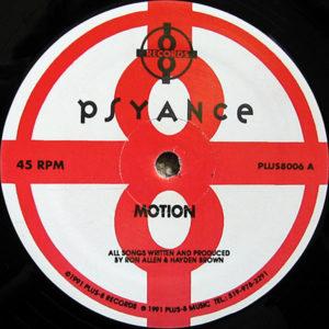 PSYANCE - Motion