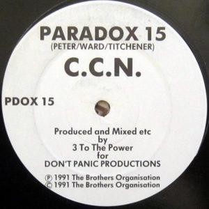 C.C.N. - Paradox 15