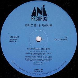 ERIC B. & RAKIM – The R