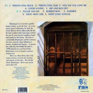 BARRINGTON LEVY – Prison Oval Rock