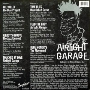 VARIOUS – Airtight Garage Noisy Art Vol 1