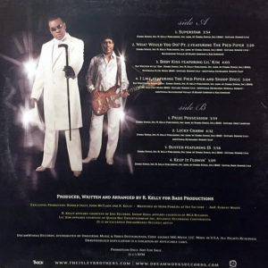 THE ISLEY BROTHERS feat RONALD ISLEY & MR BIGGS – Body Kiss