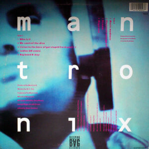 MANTRONIX – Music Madness