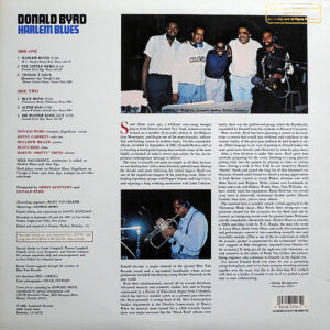 DONALD BYRD – Harlem Blues