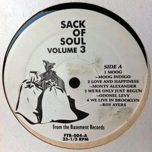 VARIOUS – Sack Of Soul Vol 3