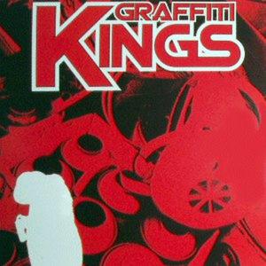 VARIOUS - Graffiti Kings EP