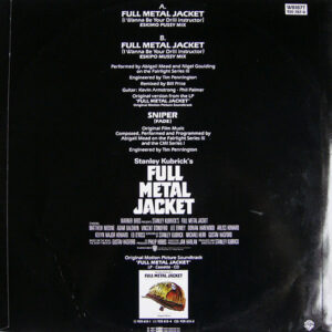 ABIGAIL MEAD & NIGEL GOULDING – Full Metal Jacket ( I Wanna Be Your Drill Instructor )