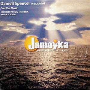 DANIELL SPENCER feat CHRISTI – Feel The Music