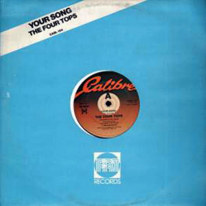 THE FOUR TOPS - Your Song