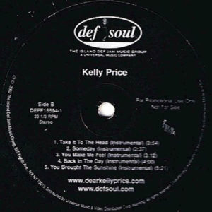 KELLY PRICE feat KEITH MURRAY – Take It To The Head