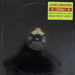JAMES BROWN - Static