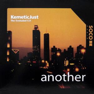 KEMETICJUST - The Evoluded EP