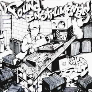KENNY DOPE – Found Instrumentals Vol 1