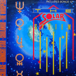 VARIOUS - The Solar System