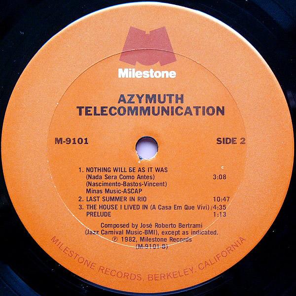 AZYMUTH - Telecommunication