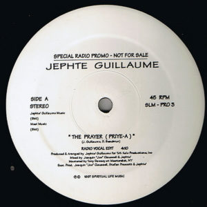 JEPHTE' GUILLAUME – The Prayer
