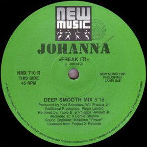 JOHANNA – Freak It! Remix