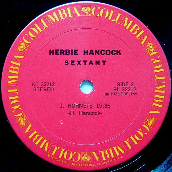 HERBIE HANCOCK - Sextant
