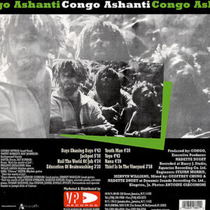 CONGO – Congo Ashanti