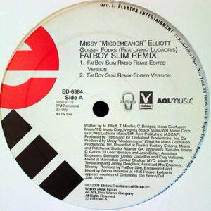 "MISSY ""MISDEMEANOR"" ELLIOTT – Gossip Folks"