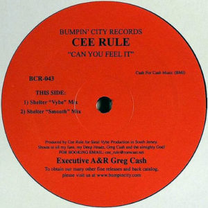 CEE RULE – Can You Feel It