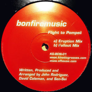 BONFIREMUSIC – Flight To Pompeii