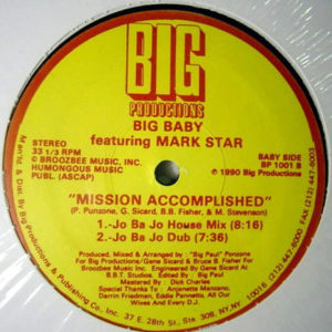 BIG BABY feat MARK STAR – Mission Accomplished