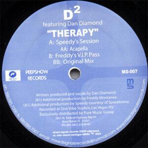 D² feat DAN DIAMOND - Therapy