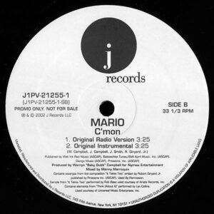 MARIO – C'mon Remix