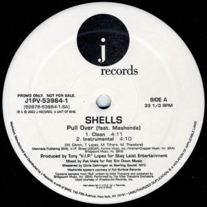 SHELLS feat MASHONDS – Pull Over