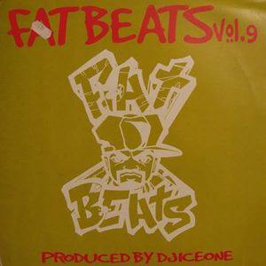 DJ ICE ONE – Fat Beats Vol 9