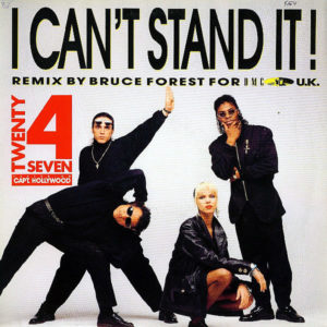 TWENTY 4 SEVEN feat CAPT HOLLYWOOD - I Can't Stand It! Remixes