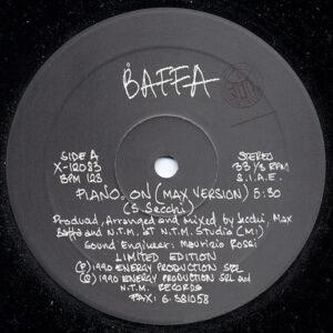 BAFFA – Piano On