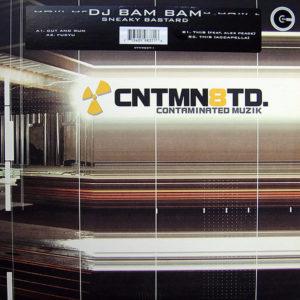 DJ BAM BAM - Sneaky Bastard