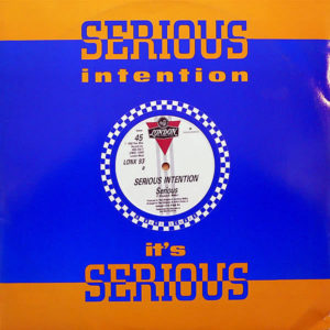 SERIOUS INTENTION – Serious